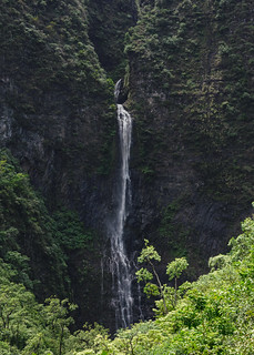 Another view of Hanakapiai Falls