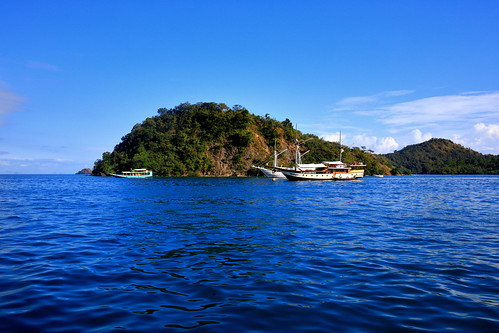 Komodo National Park.  Flores
