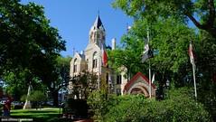 Fayette Co Courthouse (Gene Ellison) Tags: fayette courthouse texas lagrange