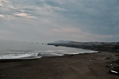 The View (brinksphotos) Tags: beach beautiful amazing photography photographer perspective landscape landscapephotography nikond3100 artsy sunset monday