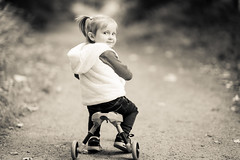 keep up! (howesyourphoto) Tags: scuttlebug blackandwhite toddler sony a7rii bokeh gmaster f14 85mm sonyalpha bokehlicious bokehkillers mirrorless