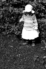 Little Girl in the Garden (Von Noorden) Tags: little girl garden garten mädchen baby kleid rock hut hat dress pullover shoes grass flower flowers sweet blackandwhite schwarz weis weiss schwarzundweiss schwarzweis schwarzweiss schwarzundweis bw sw noiretblanc noir blanc socks stocking shine maid woman frau kind child children börn kinder maiden mädel lass lassy lassie girlie cute neighbour kid kleine small offspring youngster youngsters people street masses alone sprog streetphoto streetart streetphotography kiddie kiddies art peoples human smile strase