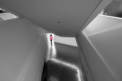 pink (Greg Rohan) Tags: jockeyclub building architecture hongkong selectivecolour spotcolour d7200 2017 asia china photography pink colour bw