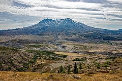Mt. St. Helens From Eruption Trail - Johnston Observatory (BlueVoter - thanks for 2.7M views) Tags: volcano vulcan helens crater lava