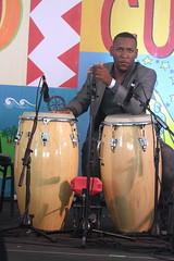 Septeto Santiaguero (2017) 07 (KM's Live Music shots) Tags: worldmusic cuba cubanson septetosantiaguero conga drums neworleansjazzheritagefestival culturalexchangepavilion fairgroundsracecourseneworleans