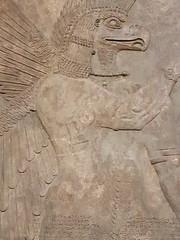 The Winged Spirit (failing_angel) Tags: 191116 london camdenborough britishmuseum bloomsbury assyrian nineveh wingedspiriti