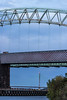 Three Bridges (Graeme Randles) Tags: mersey gateway jubilie railway merseycrossing water widnes runcorn cheshire warrington construction