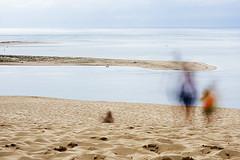 Coming for us! (kceuppens) Tags: dune du pilat frankrijk france duin sand zand longexposure le lee leefilters bigstopper nikond810 nikon d810 nikkor24120f4vr nikkor 24120 vakantie holiday