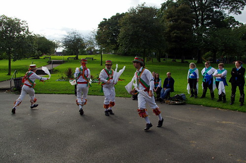 16.9.17 Waters Green and Adlington Morris in Macclesfield 56
