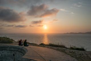 Sunset At Fort Scott