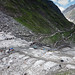Way upt to the cave - Amarnath Yatra, 3. day, Kashmir, India