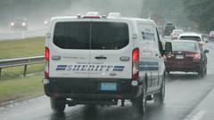 Franklin County Sheriff (blazer8696) Tags: 2017 ct connecticut ecw hawleyville newtown t2017 usa unitedstates county dscn1962 ford franklin ma massachussetts sheriff transit rtei084 rtect025