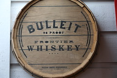 HSS - Bulleit Frontier Whiskey (chauvin.bill) Tags: hss signsunday bulleitwhiskey adsign