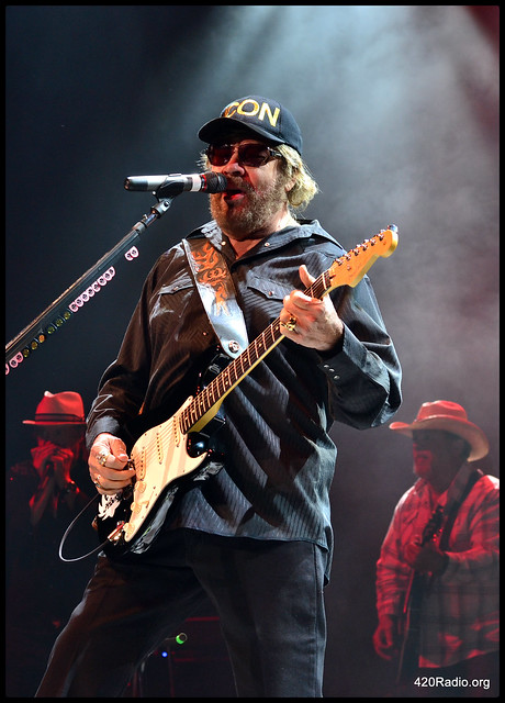 Hank Williams Jr. - Moda Center - Portland, Oregon - 09/14/17