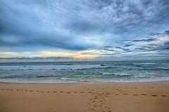 Central Coast Sunrise (Wajahat Mahmood) Tags: pullmanmagentashoresresort centralcoast nsw newsouthwales sydney australia downunder beach magenta hdr nikond810 cloudy morning sunrise