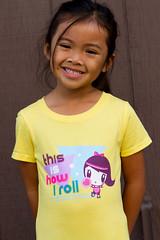 """""""This Is How I Roll"""" Lolligag Kids T-shirt (Lolligag World) Tags: lolligag cute kidsshirts tees tshirts fashion rollerskating apparel"""