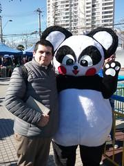 Feria Friki Hakuna Matata (hernánpatriciovegaberardi (1)) Tags: hernán patricio vega berardi pandiw disfraz oso panda feria friki hakuna matata 20 agosto 2017 paradero 14 vicuña mackenna la florida santiago chile