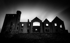 Slains Castle (ShinyPhotoScotland) Tags: abandoned aberdeenshire antisocial architecture art awe beyond blackandwhite blur building castle cloudappreciation clouds contrast contrejour crazyart crudenbay decay derelictinmonochrome digitalgradnd digitallowpass digitalred drama dramatic dynamic elegance emotion harmony imposing intimatelandscape landscape light lightanddark longexposure mankindnature materials meaningemptiness mixedlight moody motionblur nastynice nature oldnew pentaxk1 pixelshift places rockstone ruin samyang24mmf14 satoripunctum scotland serifaffinityphotoipad shapeandform shapely sky skyearth slainscastle stark striking sunlight timefulness tonemapped turbulence vintage wideangle zen