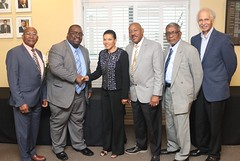 DIASPORA IN  US URGED TO EXERCISE POLITICAL INFLUENCE