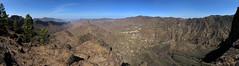 Gran Canaria_168 (Thomas Jundt + CV) Tags: altavista artenara cruzdetejeda elaserrador grancanaria kanarischeinseln montañadesándara panorama roquebantayga spain spanien tejeda