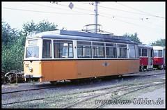 132-1990-08-30-1-Zwötzen (steffenhege) Tags: gera strasenbahn tram lowa 132