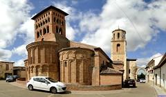 Sahagún (santiagolopezpastor) Tags: espagne españa spain castillayleón león provinciadeleón medieval middleages iglesia church románico romanesque tierradecampos