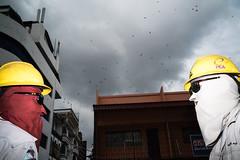 * (Sakulchai Sikitikul) Tags: street snap streetphotography summicron songkhla sony a7s 35mm leica flash thailand hatyai mask