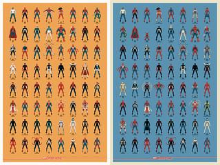 Spider-Man Variants  [MARVEL]