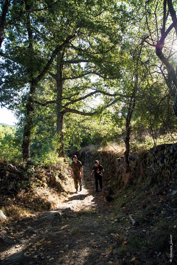 08.- 2017.- Caminhada - Sotillo de Sanábria-Cascata e Laguna de Sotillo-Sotillo (32)