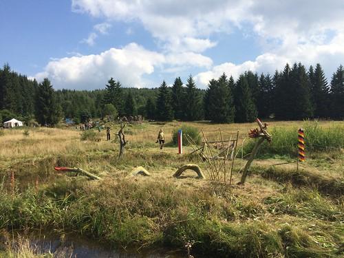 Land Art Festival, 2017 - Königsmühle, CZ