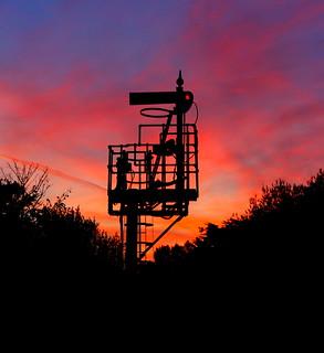 Par Branch home sunrise