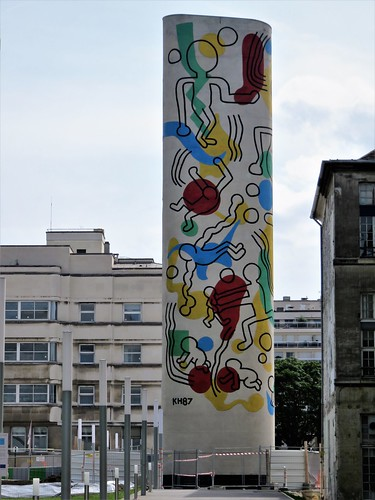 Keith Haring / Paris - 15 aug 2017