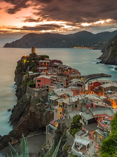 Vernazza Twilight