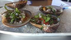 Almejas (dianarivera4) Tags: almejas mariscos marytierra moto motog4plus clams clam