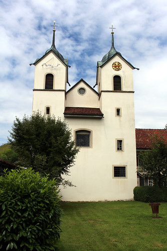 Kirche des Schloss Böttstein