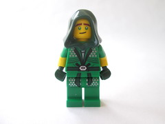Jade Dragon (OC upload!) (slight.of.brick) Tags: lego oc superhero chi jade dragon loh