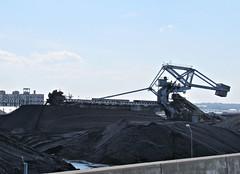 CONSOL Energy coal (Dan_DC) Tags: consolenergycorporationbaltimoremarineterminal coal fuel industrial harbor seaport equipment materials shipping baltimorebusiness baltimorelocaleconomy co2 carbondioxide pollutant greenhousegases notoriety