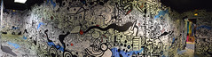 Kesadi (HBA_JIJO) Tags: streetart urban graffiti paris art france artist hbajijo wall mur painting aerosol peinture murale spray bombing urbain rehab2 kasadi