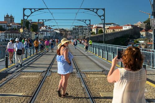 Oporto: Ponte Dom Luis I