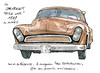 Chevrolet 1949 (gerard michel) Tags: auto ancêtre chevrolet sketch croquis