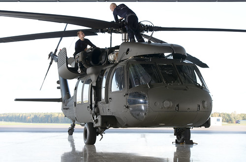 Sikorsky HKP 16 .Black Hawk., From FlickrPhotos