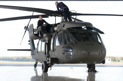 Sikorsky HKP 16 .Black Hawk.