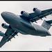 SOARING McCHORD C-17 STARTING TO BREAK RIGHT