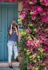 Alaçatı Town, Çeşme Peninsula, Izmir Province, Aegean Region, Turkey (Feng Wei Photography) Tags: ancient traveldestinations vertical bougainvillea ismir greekculture anatolia retrostyle charming alacati colorimage oldtown eastasia city turkeymiddleeast outdoors alley ismirprovince çeşmepeninsula aegean street travel amasra house relaxation architecture buildingexterior turkishculture tourism cesme turkish alaçatı izmir turkey tr
