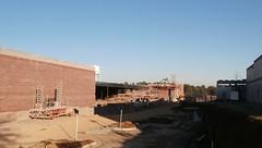 Construction well underway, 4 months later (l_dawg2000) Tags: 2000s 2015 grocery grocerystore hernando kroger marketplace milleniumkroger mississippi ms newkroger supermarket unitedstates usa