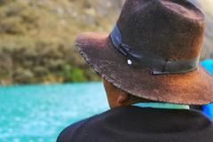 REMANDO EN EL LAGO (Erick Llanos) Tags: remando lagunas lake llanganuco ancash huaráz perú peru southamerica sudamérica canon700d canon1855mm canoneost5i canoneos700d young fastshoot