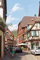 Ribeauvillé, otro pueblo alsaciano conn encanto. Y con castillo! (marigrish) Tags: francia ribeauvillé tamron2875 ribeauville grandest