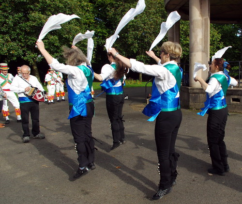 16.9.17 Waters Green and Adlington Morris in Macclesfield 14