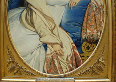 Paris (mademoisellelapiquante) Tags: museedulouvre louvre arthistory art paris france ingres painting artdetail 19thcentury 1800s