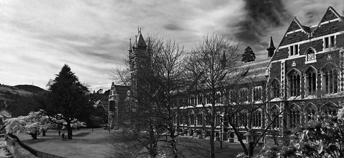 University of Otago Clocktower Building